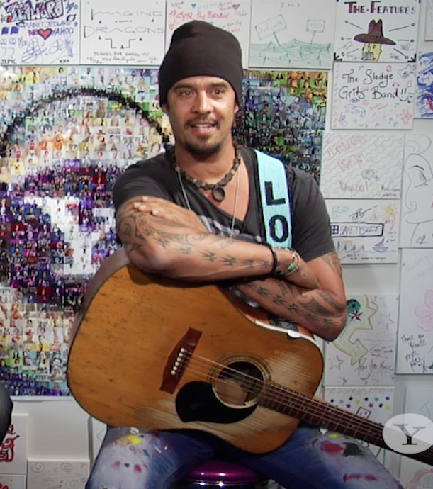 Michael Franti Says Students' 'I'm Alive' Cover 'Moved Him to Tears'