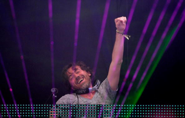 Benny Benassi [photo: Michael Tullberg/Getty Images]