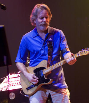Bob Weir [Photo by Susana Millman]