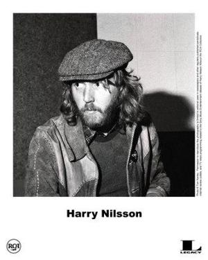 Harry Nilsson late period
