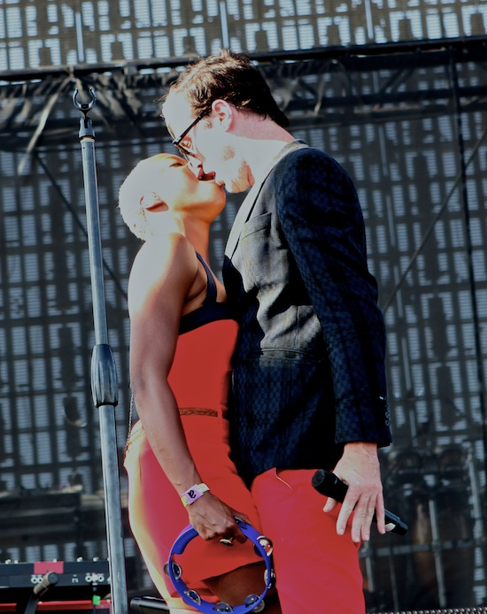 Fitz and the Tantrums [Photo: Debi Del Grande]