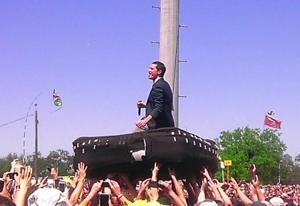 Paul Meany of Mutemath