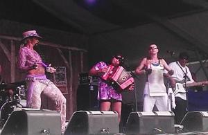 Rosie Ledet & the Zydeco Playboys