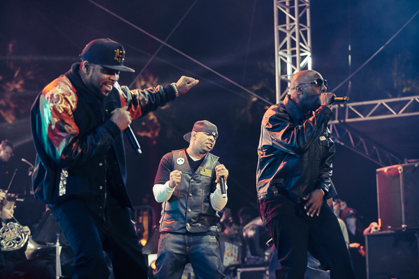 Wu-Tang Clan [photo: Debi Del Grande]