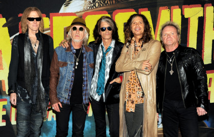 Aerosmith (Getty Images)