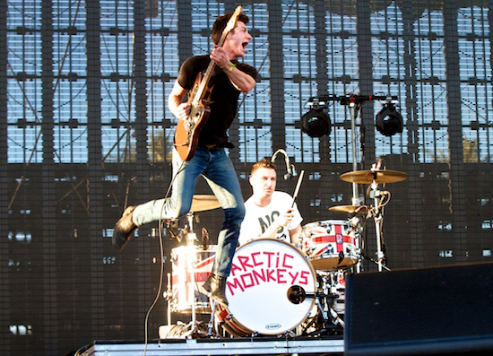 Arctic Monkeys [Photo Debi Del Grande]