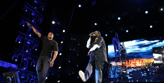 Coachella 2012 Sunday: Hologram Tupac, Flesh & Blood Rihanna