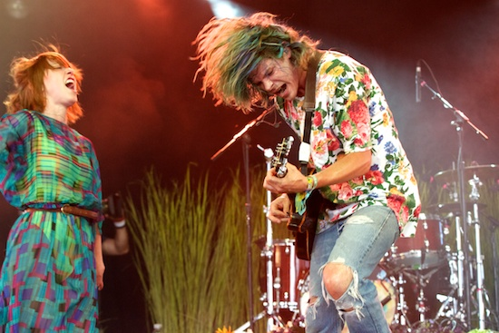 Grouplove [Photo: Debi Del Grande]