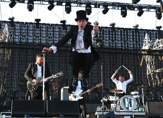 The Hives [Photo: Debi Del Grande]