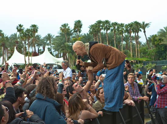 Coachella 2012 Friday: '90s Nostalgia, But No 90-Degree Weather