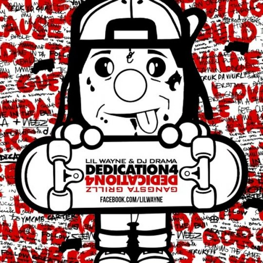 Lil Wayne Remixes Kanye West And Meek Mill Songs For 'Dedication 4′ Mixtape