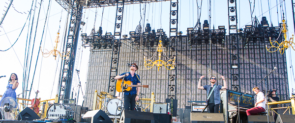 The Lumineers [Photo by Debi Del Grande]
