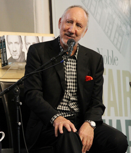 Pete Townshend (Photo: Rob Kim/FilmMagic)