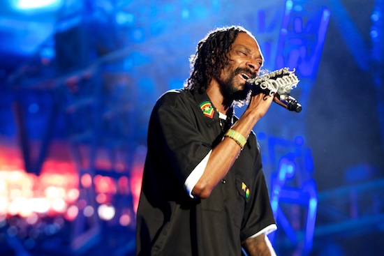 Snoop Dogg [Photo: Debi Del Grande]