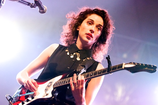 St. Vincent [Photo: Debi Del Grande]
