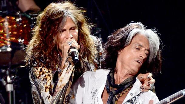 Steven Tyler and Joe Perry (Getty Images)