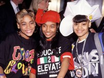 Pebbles Talks Discovering TLC, The Fire At Andre Rison's House, And Last Conversation With Left Eye