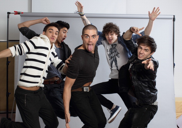 The Wanted [photo: Andreas Rentz/Getty Images]