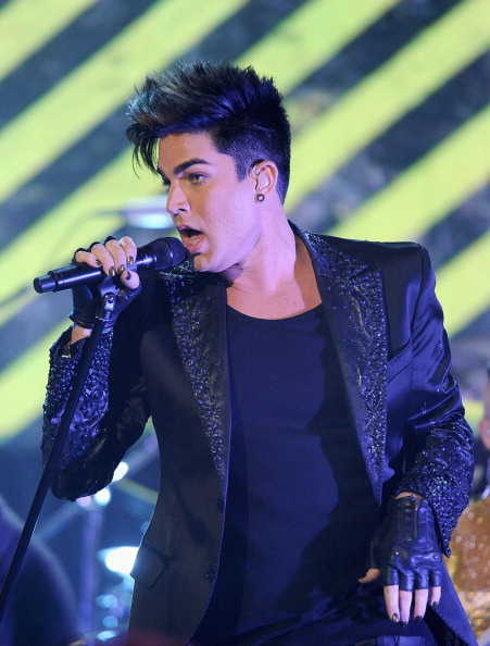 Adam Lambert (photo: Jason Merritt/Getty Images]