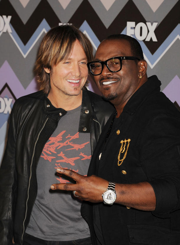 Keith says he'll miss Randy most of all [photo: Jeffrey Mayer/WireImage]