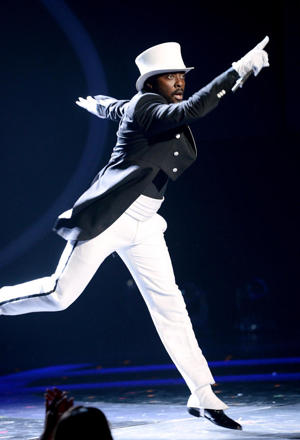 "will.i.am on ""Idol"" last season [photo: Fox]"