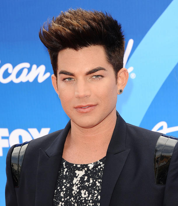 "Is Adam Lambert the next ""Idol"" judge? [photo: Jason LaVeris/FilmMagic]"