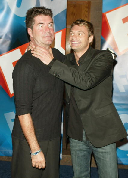 Simon and Ryan in 2003 [photo: Jim Spellman/WireImage]