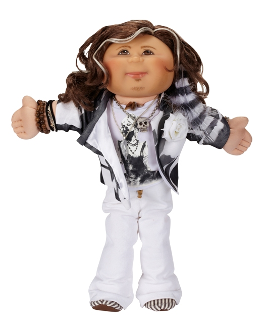 The Steven Tyler Cabbage Patch Doll