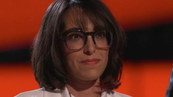 Michelle Chamuel is Team Usher's only standout