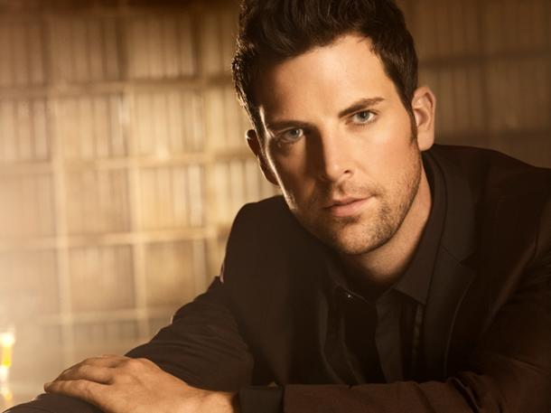 Chris Mann performs on 'The Voice' December 11