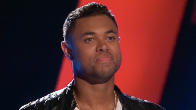 "James Irwin is ""The Voice's"" comeback king"