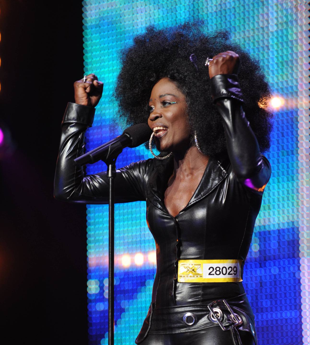 Lillie McCloud stuns with a timeless, ageless performance [photo: Ray Mickshaw/Fox]