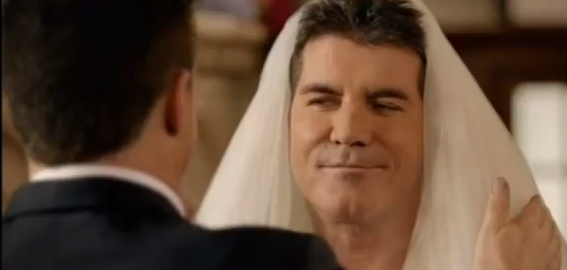 "Looks like Simon Cowell has found ""The One""!"