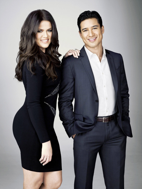 "Khloe is out, Mario is in for ""The X Factor"" Season 3 [photo: Fox]"
