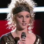 Adley Stump is Team Blake