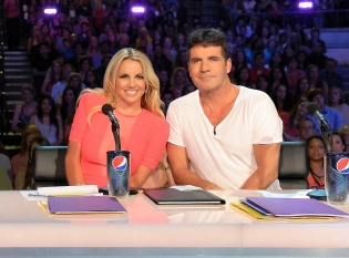 """The X Factor"" faces off with ""The Voice"" next Wednesday  [photo: Fox]"