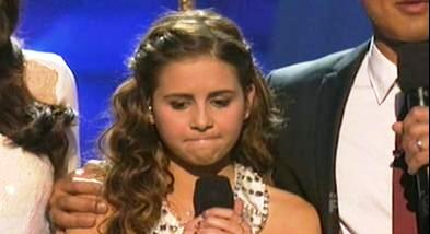 Is Carly Rose Sonenclar in trouble?