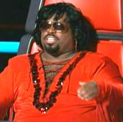 Cee Lo gets a makeover for the live rounds