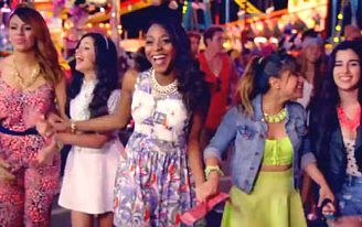 Cute Overload! Fifth Harmony's First Video Has Arrived