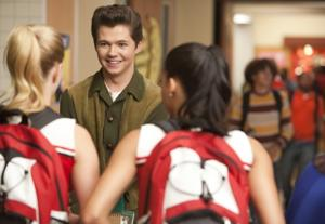 Damian on 'Glee' [photo: Fox]