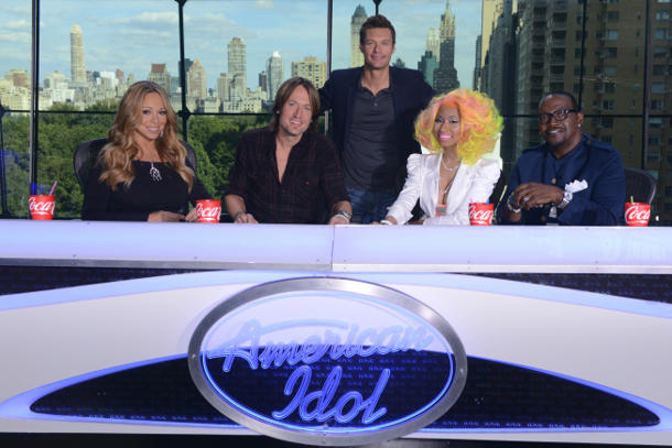 "The new ""Idol"" judges [photo: Fox]"
