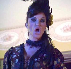 Janice Dickinson as the Evil Stepmother
