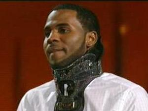 Jason Derulo's new accessory