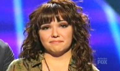 Jennel Garcia goes home