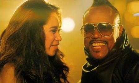 Jessica Sanchez's Video With apl.de.ap: The Idol Princess & The Pea