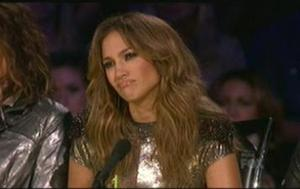 J.Lo reacts to Skylar's elimination