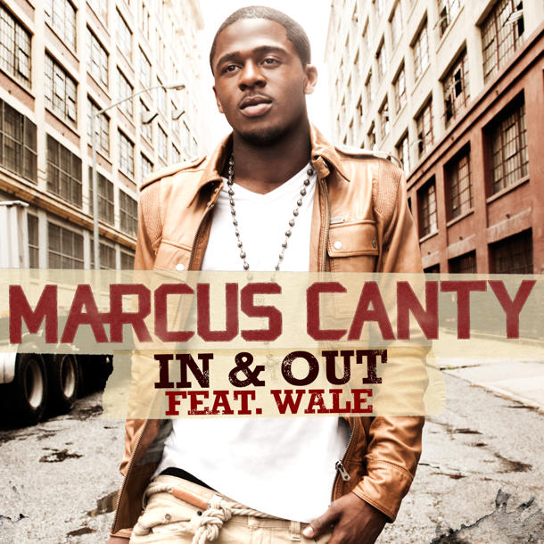 Marcus Canty's New Single Is Way Better Than You'd Expect