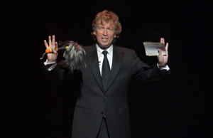 Nigel Lythgoe hosts the second Dizzy Feet Gala