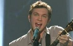 "Phillip sings ""Moving Out"""