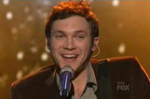 "Phillip sings ""Still Rainin'"""